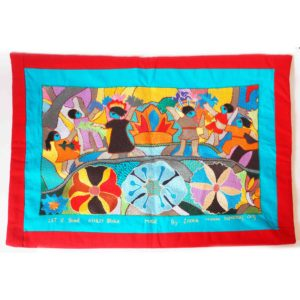 Wall hanging – Let it shine