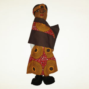 Traditional Doll - Mother - Swazi