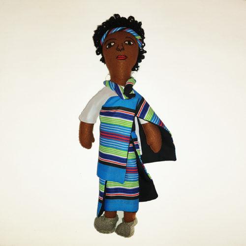 Traditional Doll - Daughter - Venda