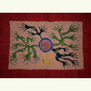 Wall Hanging - Sand Frames 5