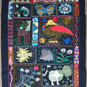 Wall Hanging - African Creatures