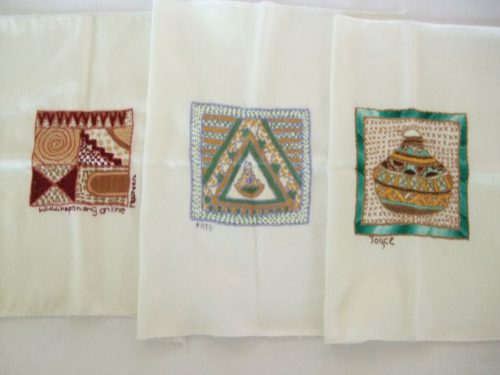 Wall Hanging - Quilt Frame - Pattern