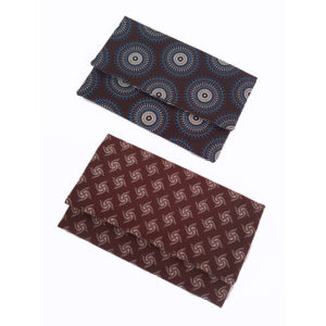 Clutch Bag 2 small pockets with magnet