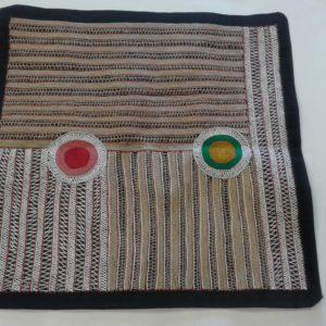 Cushion Cover - Weaving Pattern Sq Small