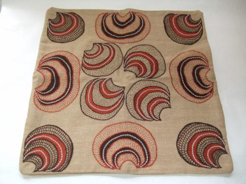 Cushion Cover - Shells Pattern