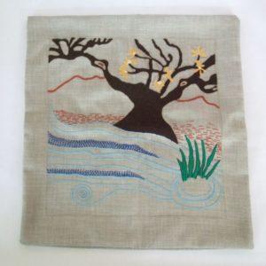 Cushion Cover - River Tree - Square