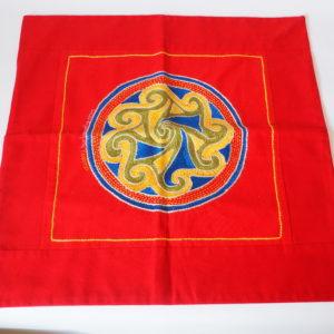 Cushion Cover - Plain Mandala