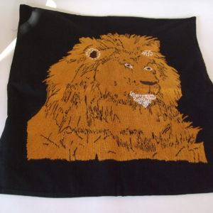 Cushion Cover - Lion