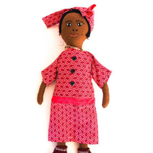 Traditional Doll - Mother - Tswana