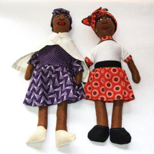 Traditional Doll - Mother - Zulu